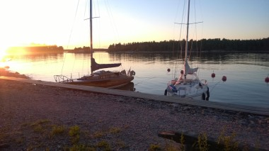 Gåsgrundin satama. Kuva: Vesa Gran / Visit Espoo