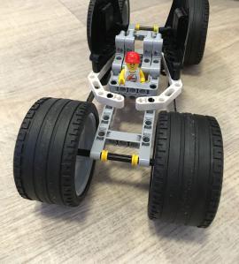 Legosynttärit. Kuva: Lasten tiedekoulu
