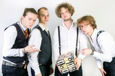 The Slipovers band. Kuva: Hotelli Nuuksio