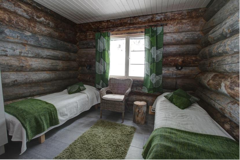 Teltasta hotelliin – Nuuksion majoituspaikatesittelyssä