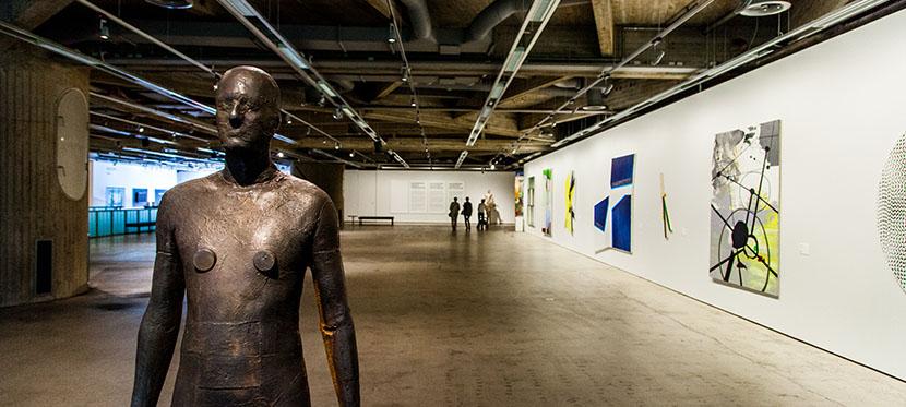 3 x museo Espoossa – taidetta, luontoa jaluomukahvia