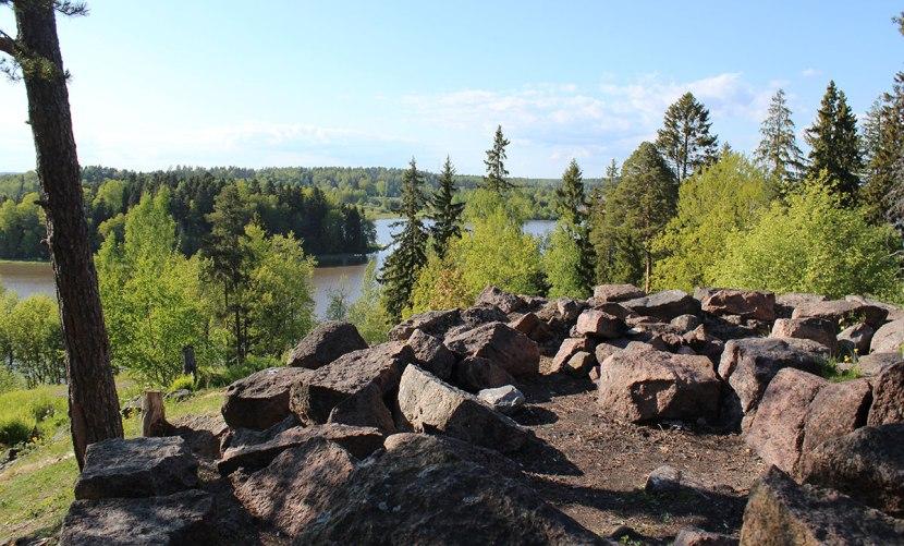 Espoon näköalapaikkoja, osa 4:Lähderanta