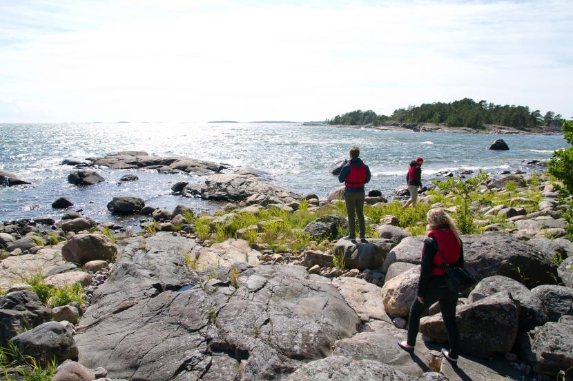 Merellisiä kokouselämyksiä Espoossa