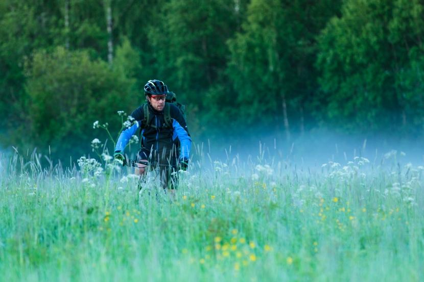Reitti 2000 – pääkaupunkiseudun  maastopyöräilyhelmi