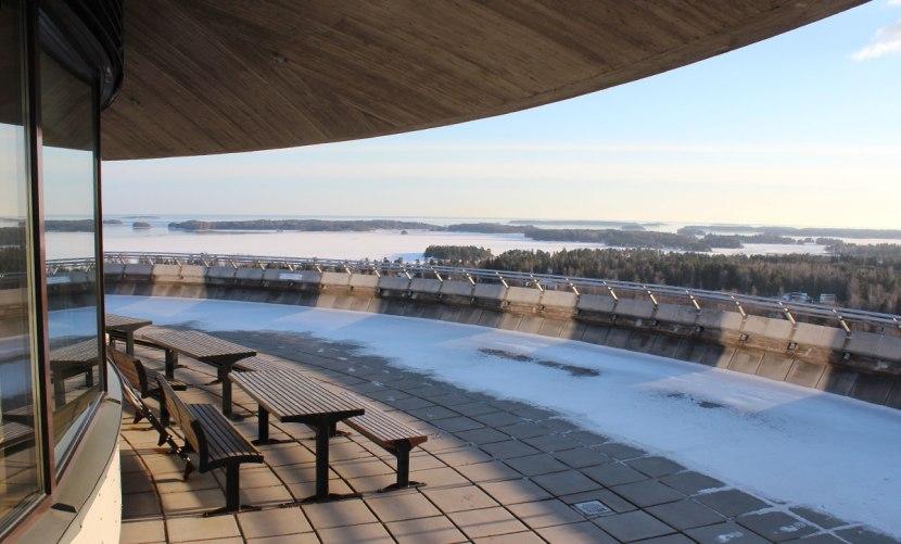 Espoon näköalapaikkoja, osa 5: Haukilahdenvesitorni