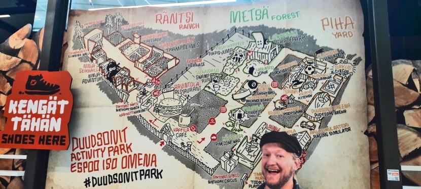 10 причин посетить парк активного отдыха и приключений Duudsonit Activity Park. Проверено на личномопыте!